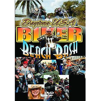 Biker Beach Bash: Daytona Usa [DVD] USA importerer