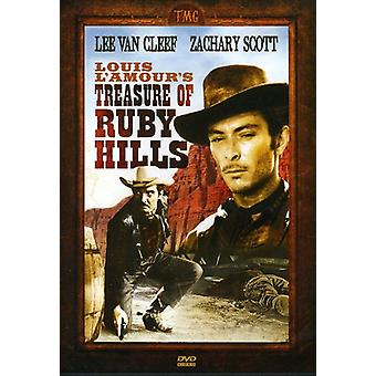 Treasure of Ruby Hill (1955) [DVD] USA import