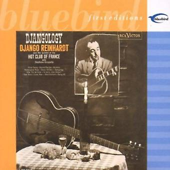 Django Reinhardt - Djangology [CD] USA import
