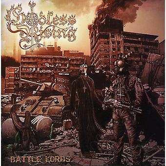 Godless Rising - importación USA señores de batalla [CD]