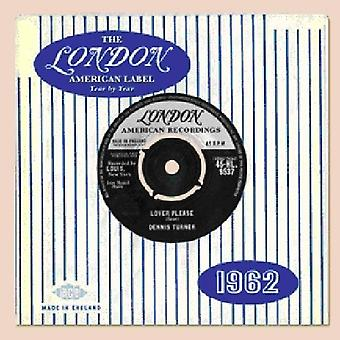 London amerikanske Label-1962 - London amerikanske Label-1962 [CD] USA import