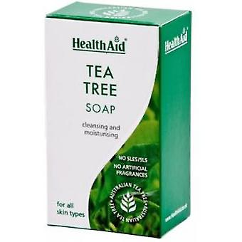 Health Aid Tea Tree Soap 100g. (Hygiene and health , Shower and bath gel , Hand soap)