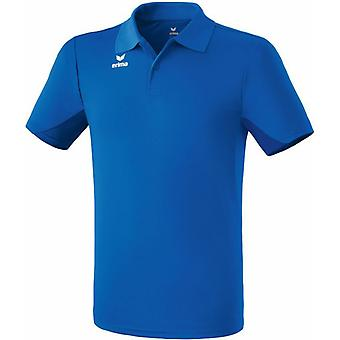 Mads mænds funktionel polo shirt-Royal - 211343