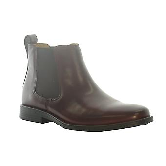 Steptronic Mens Boot Austin Brown