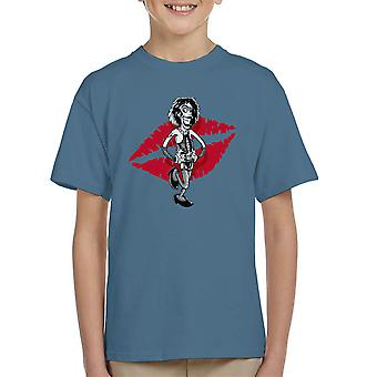 Rocky Horror Picture Show Frank Kid's T-Shirt