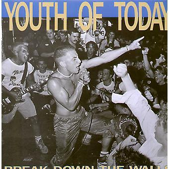 Youth of Today - Break Down the Walls [Vinyl] USA import