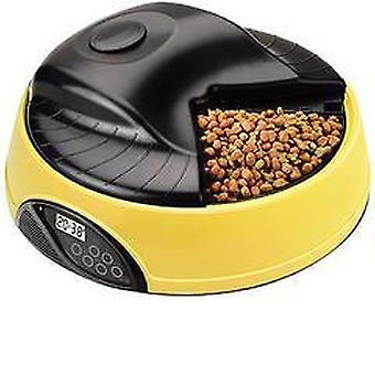 Automatic Pet Feeder PF05 (yellow)