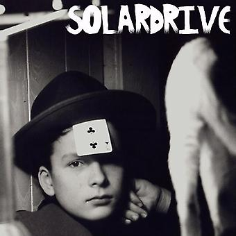 Solardrive - Solardrive (Instrumentals and B-Sides) [CD] USA import