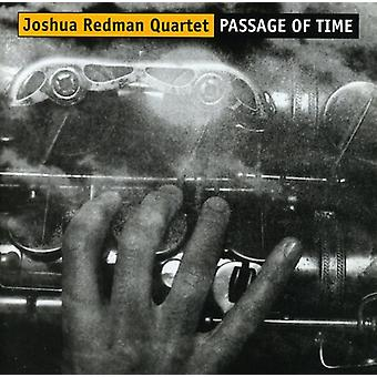 Joshua Redman Quartet - Passage of Time [CD] USA import