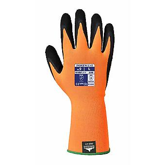 sUw - Hi-Vis Grip Glove (6 Pair Pack)