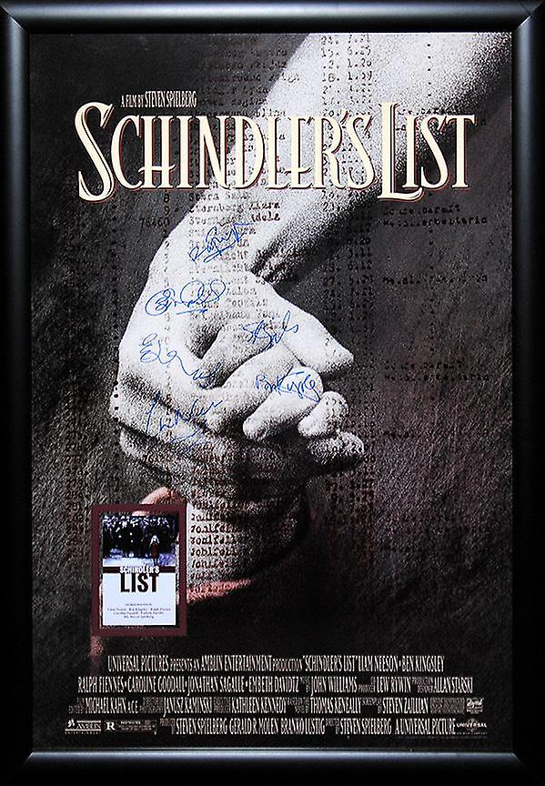 the significance of visual elements in schindlers list a docudrama by steven spielberg Steven spielberg cast: liam neeson schindler's list, a stephen spielberg film the film presents the indelible true story of the enigmatic oskar schindler.