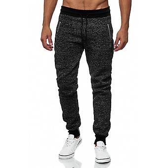 Mænds sweatpants sweatpants sports pants fitness jogging bukser passer sved bukser