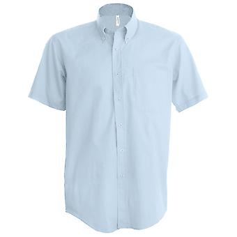 Kariban Mens Short Sleeve Easy Care Oxford Shirt