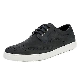 Red Tape Men's Girvan Nubuck Leather Casual Brogue Shoes