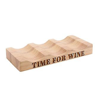 CGB Giftware Loft Time For Wine Bottle Holder