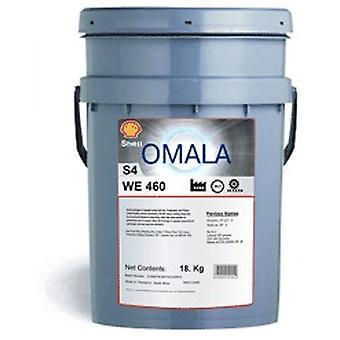 Shell 550043672  Omala S4 We 460 20Ltr Advanced Industrial Synthetic Gear Oil