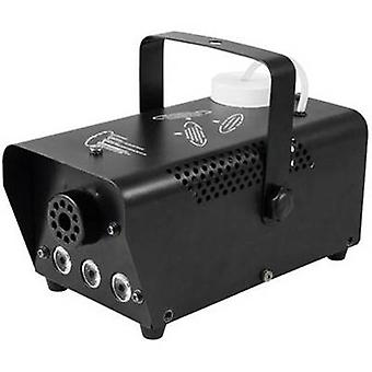 Smoke machine Eurolite N-11 LED HYBRID AM incl. mounting bracket, incl. corded remote control, incl. light effect