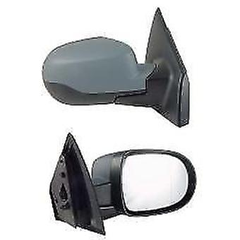 Right Mirror (electric heated temp. sensor) For Renault CLIO III 2009-2012