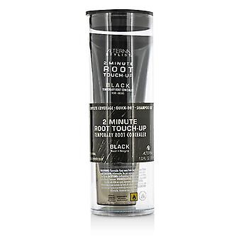 Alterna Stylist 2 Minuten Wurzel Retuschier temporäre Root Concealer - # schwarz 30ml / 1oz