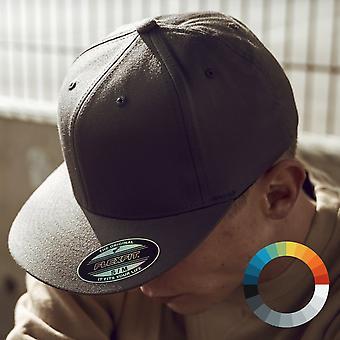 Flexfit visière plate monté stretch fit casquette de Baseball