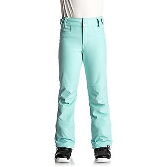 Roxy Clothing Girls Creek Waterproof Softshell Stretch Ski Trousers