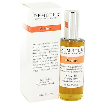 Demeter Bonfire Cologne Spray By Demeter