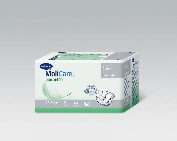 Molicare Softplus | Small | All-in-1 Incontinence Pads | Pack Of 28