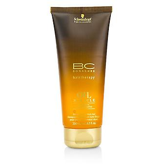 Schwarzkopf BC Oil Miracle Argan Oil Oil-In-Shampoo (For Normal to Thick Hair) - 200ml/6.7oz