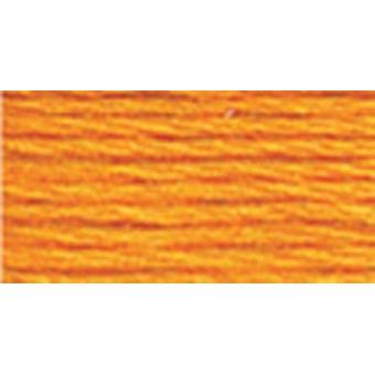 Anchor 6-Strand Embroidery Floss 8.75Yd-Citrus Dark