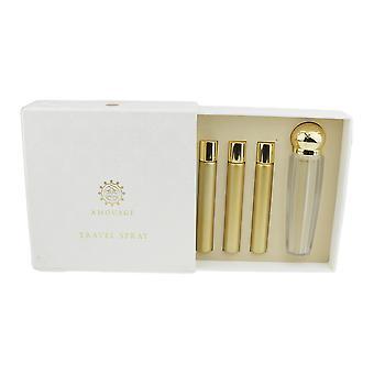 Amouage 'Jubilation 25' Eau De Parfum 4X0.33oz Travel Set For Woman In Box
