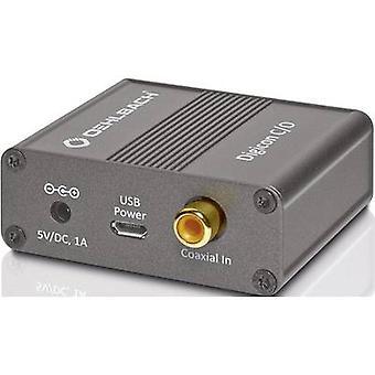 Oehlbach Audio/phono Converter Digicon C/O [Digital RCA - Toslink]