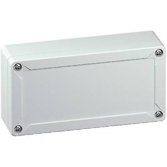 Build-in casing 162 x 82 x 55 Acrylonitrile butadiene styrene Light grey (RAL