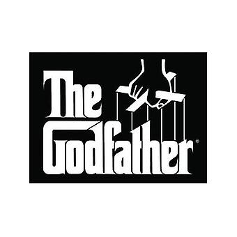 The Godfather Metal Sign