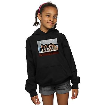 Friends Girls Group Photo Milkshakes Hoodie