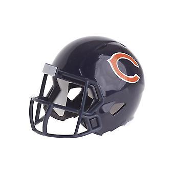 Riddell snelheid pocket voetbal helmen - NFL-Chicago Bears