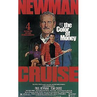 The Color of Money Poster  Tom Cruise, Paul Newman