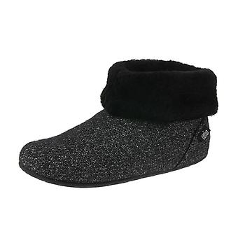 FitFlop Sarah Shearling Glimmer Slippers