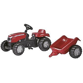 Rolly Toys Massey Ferguson RollyKid Traktor + Anhänger 012305