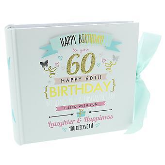Signography Ladies 60th Birthday Photo Album