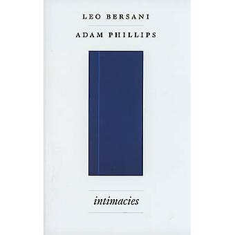 Libro de intimidades por Leo Bersani - Adam Phillips - 9780226043456