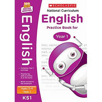 National Curriculum English Practice Book for Year1 by Scholastic - 9