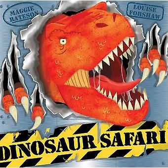 Dinosaurie Safari av Maggie Bateson - Louise Forshaw - 9781471121210 Bo