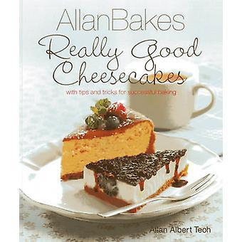 Allan bakar riktigt bra Cheesecakes av Allan Teoh - 9789814408127 bok