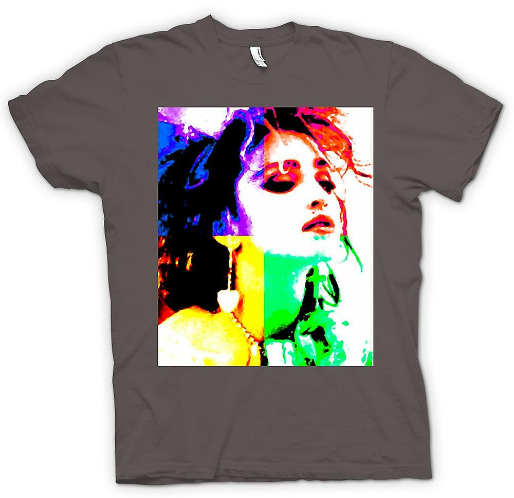Womens T-shirt - Madonna - Pop Art