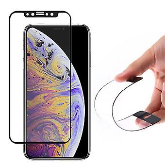 Comprehensive Flex Hybrid Nano-glass screen protector iPhone Xs MAX BLACK