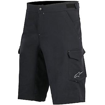 Alpinestars Black-Dark Shadow 2017 Rover 2 MTB Shorts