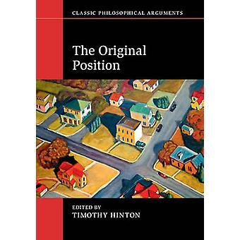 Pierwotnej pozycji przez Timothy Hinton - 9781107627512 książki