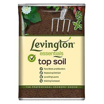 Levington Essentials il suolo superiore 35L
