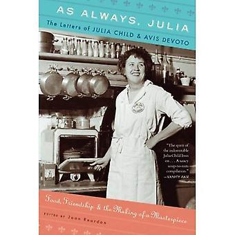 As Always, Julia: The Letters of Julia Child and Avis Devoto