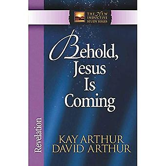 Behold, Jesus is Coming: Revelation (New Inductive Study)